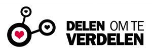 Logo Delen om te verdelen